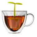 Double Double Flower Tea Set Mug and Infuser