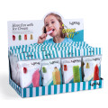 Lékué Iconic Ice Cream Popsicle Mould Display 24 Piece Assorted