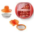 Lekue Bacon Cooker and 2  Egg Poach Kit